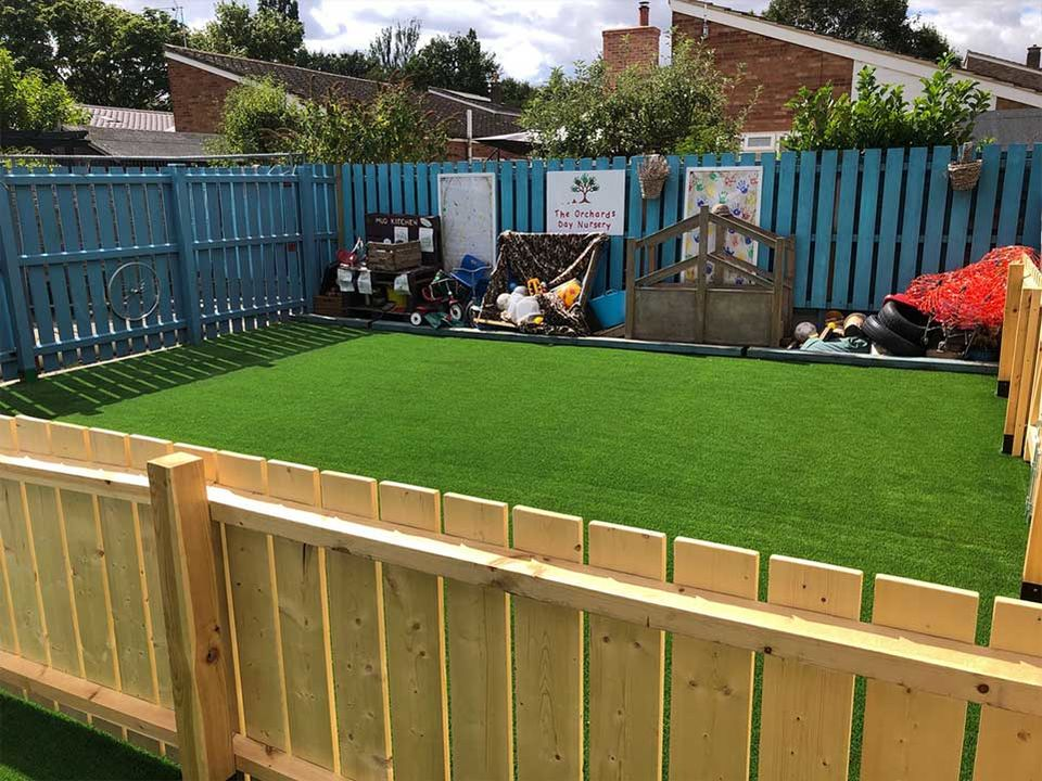 Nurseries & Play Areas